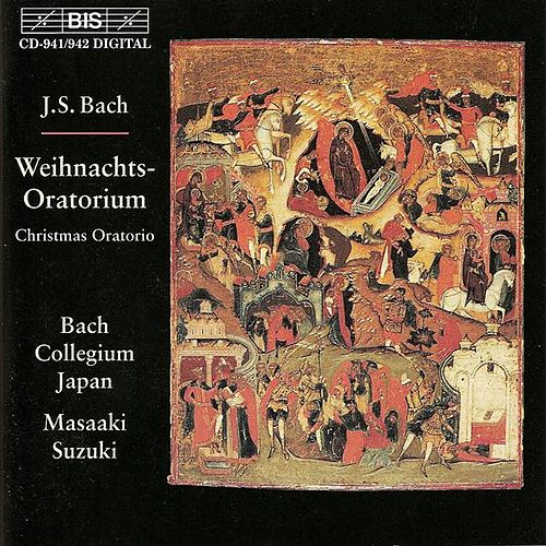 Christmas Oratorio, BWV 248 by Masaaki Suzuki Bach Collegium Japan