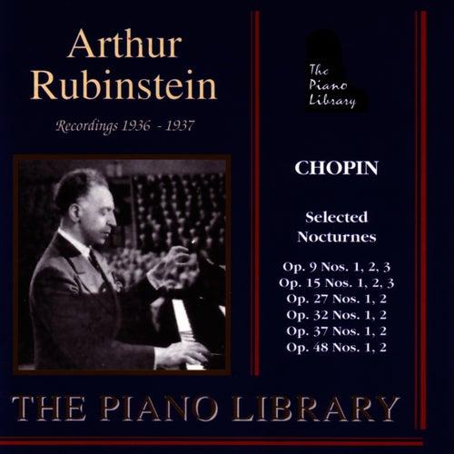 Chopin Nocturnes by Arthur Rubenstein