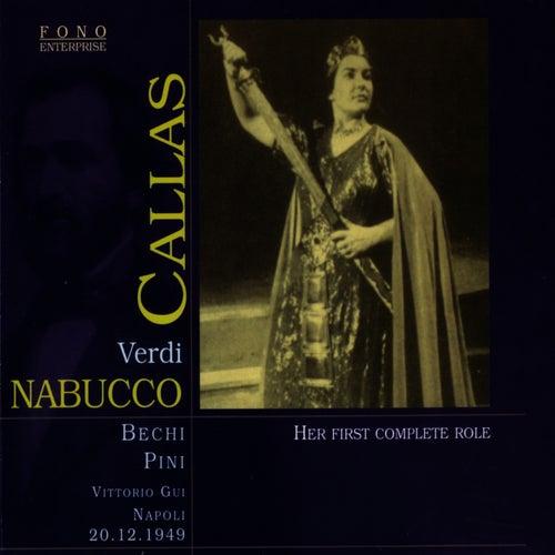 Callas: Verdi's Nabucco by Maria Callas