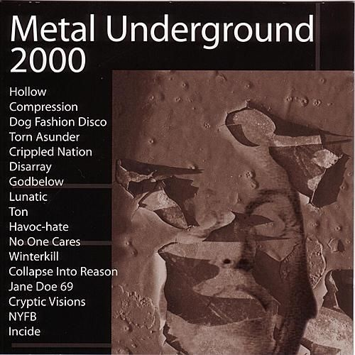 Metal Underground 2000 by Various Artists