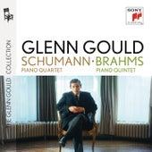 Schumann: Piano Quartet; Brahms: Piano Quintet by Glenn Gould