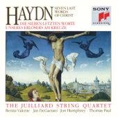 Haydn: The Seven Last Words of Christ by Juilliard String Quartet