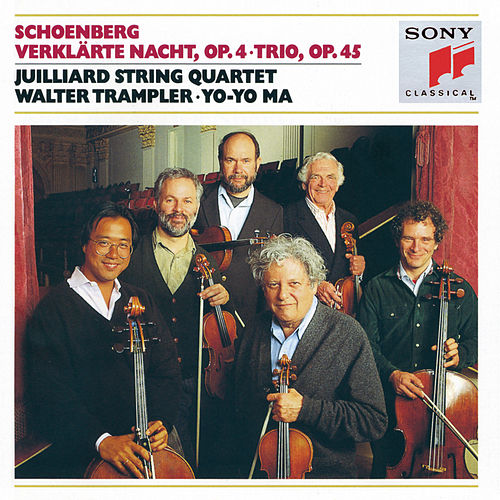 Schoenberg: Verklärte Nacht & String Trio by Various Artists