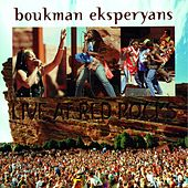 Live At Red Rocks by Boukman Eksperyans