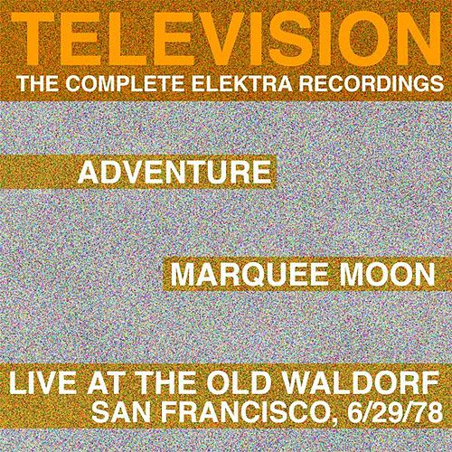 The Complete Elektra Recordings by Television
