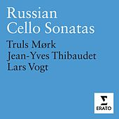 Russian Cello Sonatas by Lars Vogt