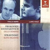 Russian Cello Music by Lars Vogt