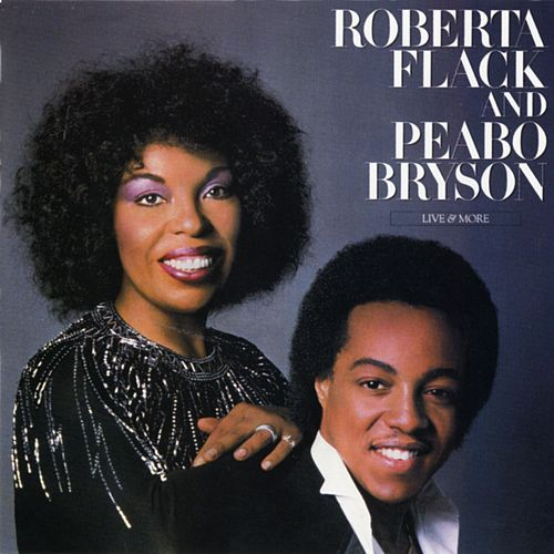 Live & More by Roberta Flack