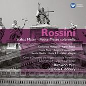 Rossini: Petite Messe Solennelle/stabat Mater by Riccardo Muti