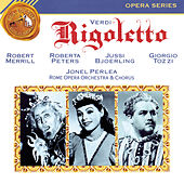 Verdi: Rigoletto Gesamtaufnahme by Giuseppe Verdi