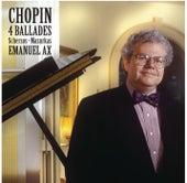 Chopin: Ballades & Mazurkas; Scherzos And Other Works by Emanuel Ax
