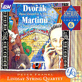 Dvorak:  Piano Quintet In A, Op. 81, Martinu: Piano Quintet No. 2 by Antonin Dvorak