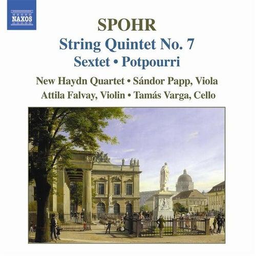 Spohr: String Quintet No. 7 / String Sextet, Op. 140 / Potpourri by New Haydn Quartet