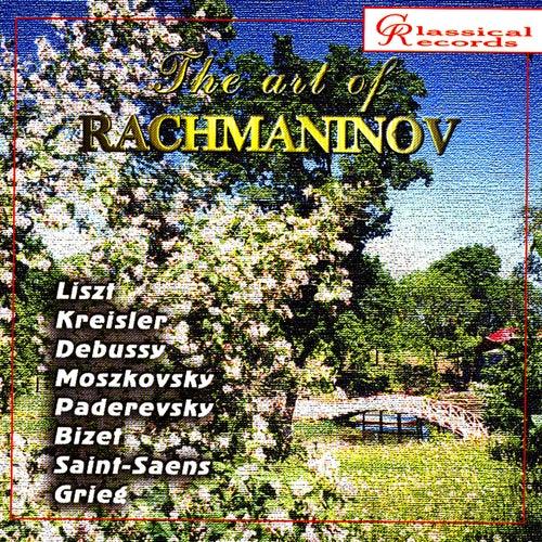 The Art of Rachmaninov Vol 3 by Sergei Rachmaninov
