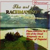 The Art of Rachmaninov vol 1 by Sergei Rachmaninov