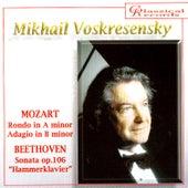 Mikhail Voskresensky plays Mozart, Beethoven by Mikhail Voskresensky
