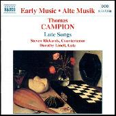 Lute Songs by Thomas Campion