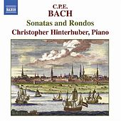 Bach, Cpe: Piano Sonatas And Rondos by Christopher Hinterhuber