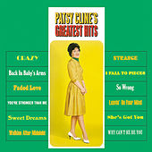 12 Greatest Hits by Patsy Cline