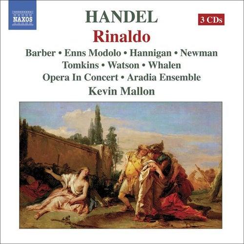 Handel: Rinaldo by Various Artists