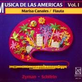 Música de las Américas Vol.1: Marisa Canales - Flauta (Benjamín Juarez Echenique - Conductor) by Marisa Canales
