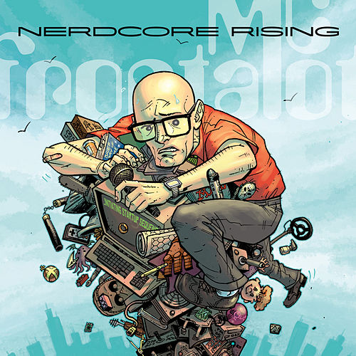 Nerdcore Rising by MC Frontalot