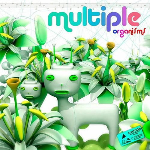 Multiple Organisms (Compiled By Earthling) by Various Artists