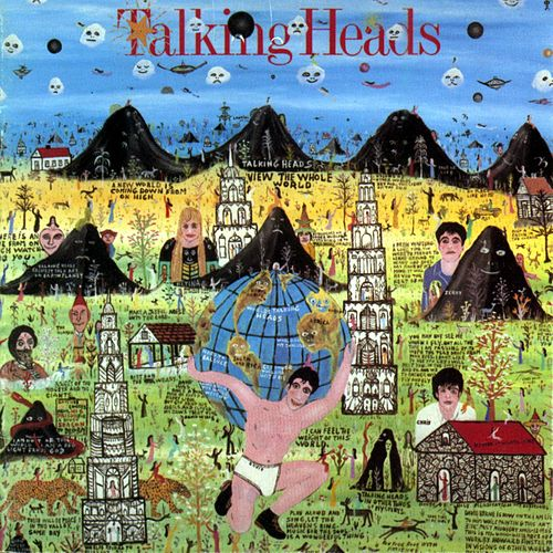 Little Creatures by Talking Heads