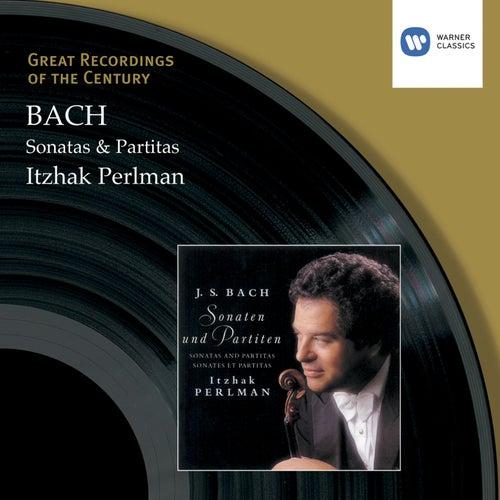 Bach: Solo Sonatas & Partitas by Itzhak Perlman