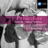 Prokofiev: Cinderella - Ballet Op. 87/Symphony No 1 in D Op. 25 by Andre Previn