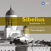 Sibelius: Symphony Nos 1-4 by Helsinki Philharmonic Orchestra