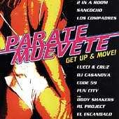 Parate Muevete: Get Up & Move! by Various Artists