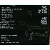 Enemy Within by Chris Spedding