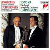 Prokofiev: Sinfonia Concertante; Tchaikovsky: Rococco Variations; Andante Cantabile by Yo-Yo Ma