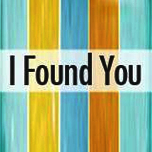 I Found You - Single by DB Sound