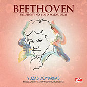 Beethoven: Symphony No. 2 in D Major, Op. 36 (Digitally Remastered) by Moscow RTV Symphony Orchestra