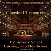 Classical Treasures Composer Series:Ludwig van Beethoven, Vol. 1 by Various Artists