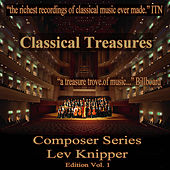 Classical Treasures Composer Series: Lev Knipper, Vol. 1 by Various Artists