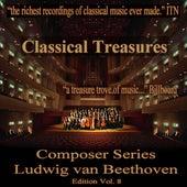 Classical Treasures Composer Series: Ludwig van Beethoven, Vol. 8 by Various Artists
