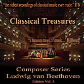 Classical Treasures Composer Series: Ludwig van Beethoven, Vol. 3 by Emil Gilels