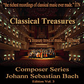 Classical Tresures Composer Series: Johann Sebastian Bach, Vol. 3 by Various Artists