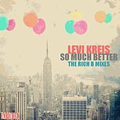 So Much Better (The Rich B Mixes) by Levi Kreis