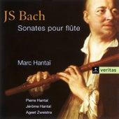 Bach - Flute Sonatas by Pierre Hantai