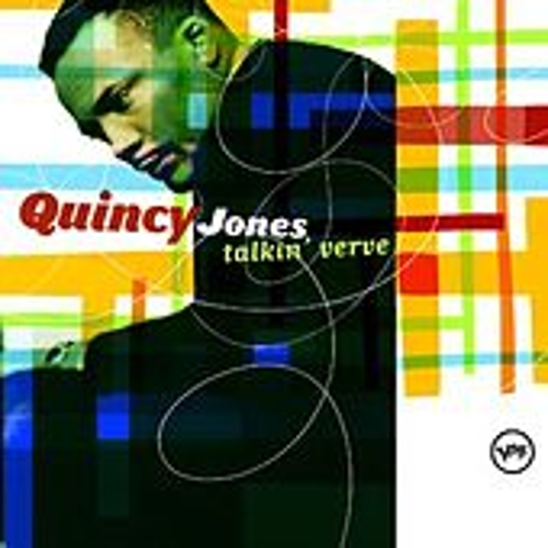 Talkin' Verve by Quincy Jones