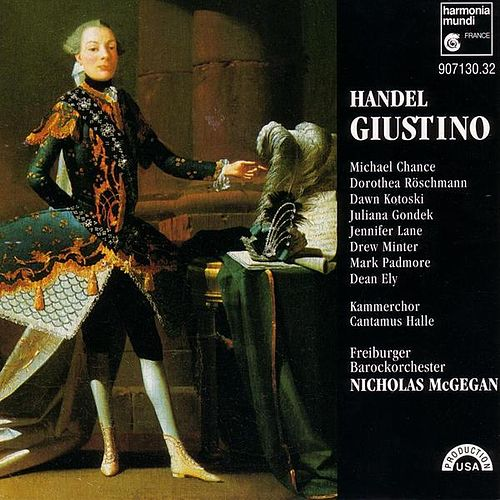 Giustino by George Frideric Handel