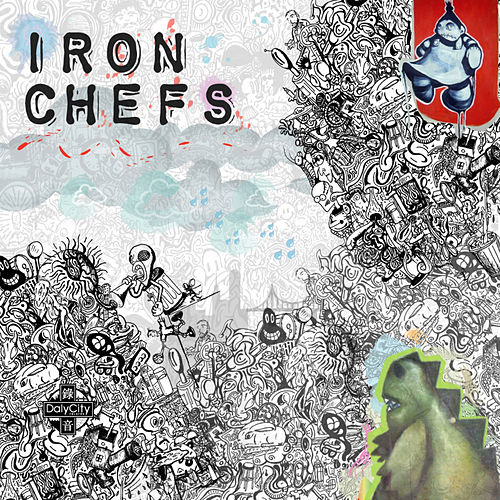 Iron Chefs by Various Artists