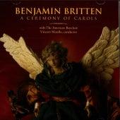 Benjamin Britten - A Ceremony of Carols by American Boychoir