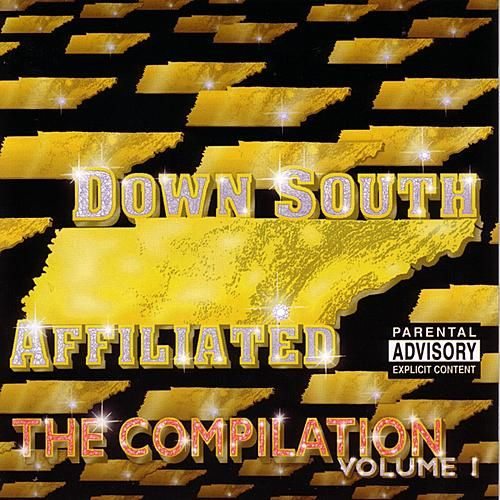 Down South Affiliated / The Compilation Vol. 1 by Various Artists