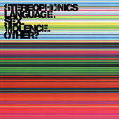 Language. Sex. Violence. Other? by Stereophonics