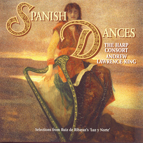 Spanish Dances by Lucas Ruis de Ribayaz